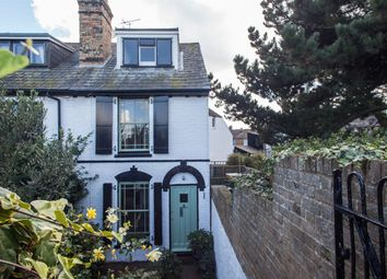 Thumbnail 3 bed semi-detached house for sale in Harbour Street, Whitstable