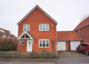 Thumbnail 4 bed link-detached house for sale in Bennett Street, Downham Market
