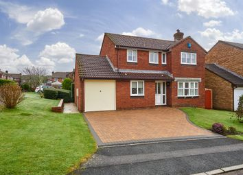 Thumbnail 4 bed detached house for sale in Barton Close, Plympton, Plymouth