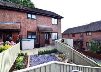 Thumbnail 2 bed end terrace house for sale in Maple Close, Swanley, Kent