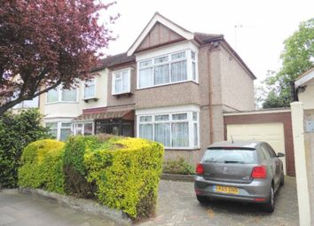 Thumbnail 3 bed property to rent in Wanstead Lane, Cranbrook, Ilford