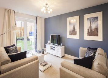 "Thumbnail 4 bedroom detached house for sale in ""Repton"" at Ruby Lane, Mosborough, Sheffield"
