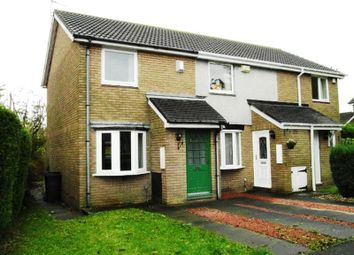Thumbnail 2 bed end terrace house to rent in Castle Way, Pegswood, Morpeth