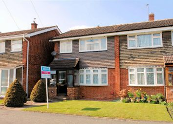 Thumbnail 3 bed terraced house to rent in Carlyle Avenue, Aylesbury