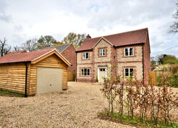 Thumbnail 4 bed detached house for sale in Lynn Road, West Rudham, King's Lynn