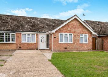 Thumbnail 4 bed semi-detached bungalow for sale in Sanderling Close, Mildenhall, Bury St. Edmunds