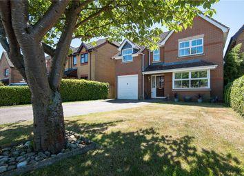 Thumbnail 4 bed detached house for sale in Winstanley Road, Dussindale, Norwich, Norfolk