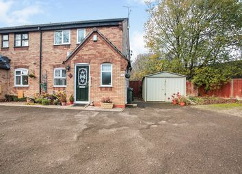 Thumbnail 1 bed flat for sale in Orpington Drive, Coventry, West Midlands