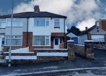 Thumbnail Semi-detached house for sale in Dewi Avenue, Holywell, Flintshire