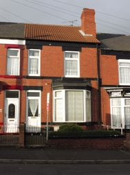 Thumbnail 3 bedroom terraced house for sale in Alexandra Road, Mexborough