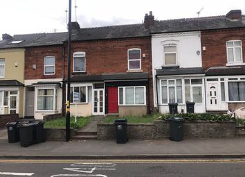 Thumbnail 3 bed terraced house to rent in Harborne Park Road, Harborne, 3 Bedroom Terrace