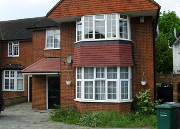 Thumbnail 4 bed semi-detached house to rent in Edgeworth Crescent, Hendon, London