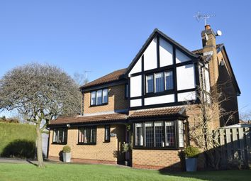 Thumbnail 4 bed detached house for sale in Lyme Park, West Bridgford