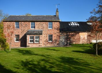 Thumbnail 3 bed detached house to rent in Little Salkeld, Penrith