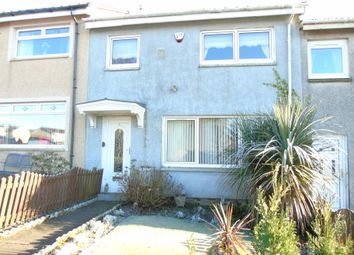 Thumbnail 3 bed terraced house for sale in Moss Avenue, Caldercruix, Airdrie