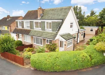 Thumbnail 3 bed semi-detached house for sale in Chatsworth Grove, Harrogate
