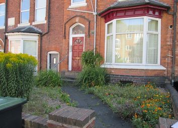 Thumbnail Studio to rent in Flat 4, Gillott Road, Edgbaston