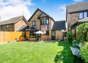 Thumbnail 4 bed detached house for sale in Lawrence Close, Raunds, Wellingborough