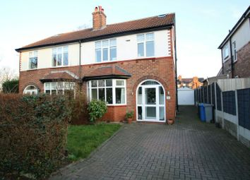 Thumbnail 4 bed semi-detached house for sale in Hale Low Road, Hale, Altrincham