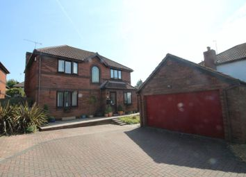 Thumbnail 4 bed detached house for sale in Chantry Close, Nailsea, Bristol