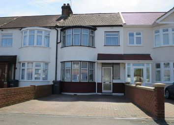 Thumbnail 3 bed terraced house to rent in Hedworth Avenue, Cheshunt, Waltham Cross