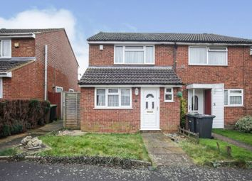 3 bed end terrace house for sale in Alfriston Close, Luton LU2
