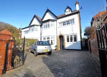 Thumbnail 6 bed semi-detached house for sale in Rolleston Drive, Wallasey