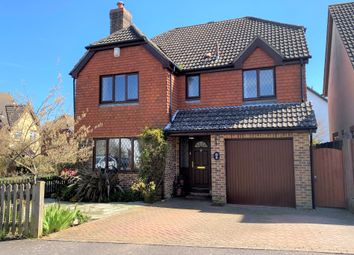 Thumbnail 5 bed detached house for sale in Connemara Crescent, Whiteley, Fareham