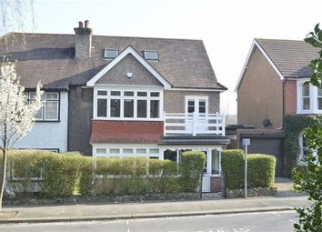Thumbnail 4 bed semi-detached house for sale in Woodmansterne Road, Coulsdon