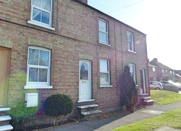 Thumbnail 2 bed terraced house to rent in High Street, Stilton, Peterborough, Cambridgeshire.
