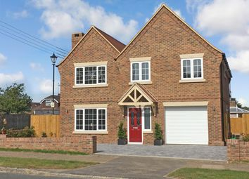 Thumbnail 5 bed detached house to rent in London Road, Ashington, Pulborough