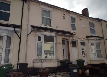 Thumbnail 2 bed terraced house for sale in Wanderers Avenue, Wolverhampton