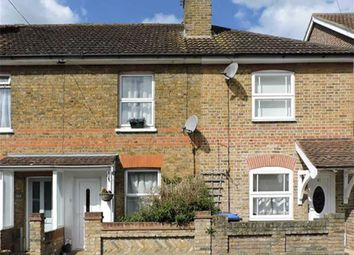 Thumbnail 2 bed terraced house for sale in Sanway Close, Byfleet, West Byfleet