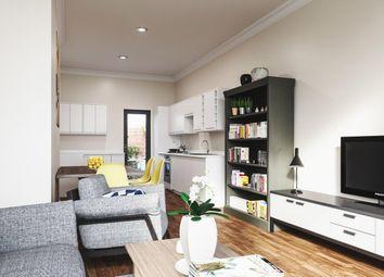 Thumbnail 3 bed flat for sale in Ellison Road, London