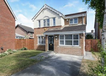 Thumbnail 4 bed detached house for sale in Millmoor Road, Wombwell, Barnsley