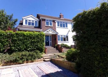 Thumbnail 4 bed semi-detached house for sale in Dominion Road, Glenfield, Leicester, Leicestershire