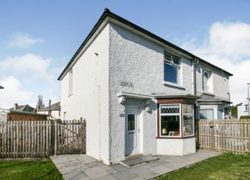 Thumbnail 2 bed semi-detached house for sale in Ashkirk Drive, Glasgow