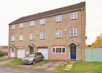Thumbnail 1 bed end terrace house for sale in Bergamot Place, Oxford