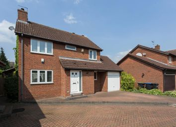 Thumbnail 4 bed detached house for sale in Chinnery Close, Enfield