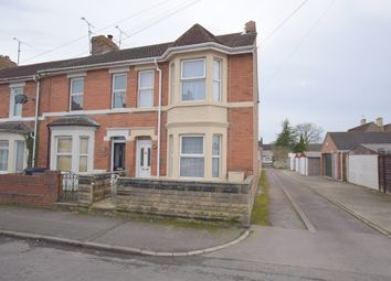 Thumbnail 3 bedroom end terrace house for sale in Rose Street, Swindon, Wiltshire