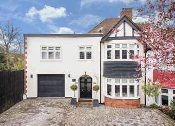 Thumbnail 4 bed end terrace house for sale in Sedley Rise, Loughton