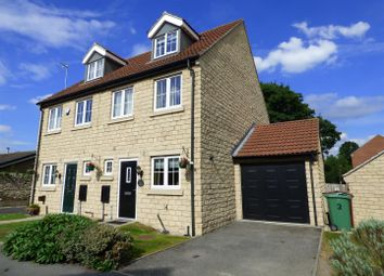 Thumbnail 4 bed semi-detached house for sale in Lyng Court, Knottingley