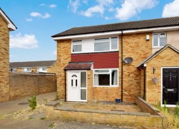 Thumbnail 3 bed end terrace house to rent in Alan Road, Witham