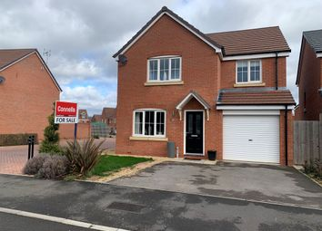 Thumbnail 4 bed detached house for sale in Cozens Street, Wellesbourne, Warwick