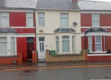 Thumbnail 3 bedroom terraced house for sale in Atlas Road, Canton, Cardiff