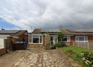 Thumbnail 3 bedroom semi-detached bungalow for sale in Preston Hall Gardens, Warden, Sheerness