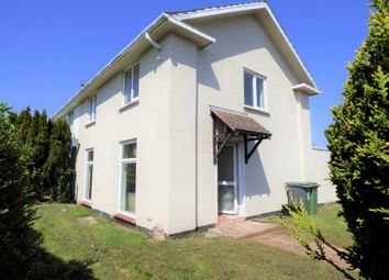 Thumbnail 3 bedroom end terrace house to rent in Gibson Road, Paignton