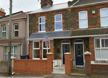 Thumbnail 2 bed terraced house for sale in Boundary Road, Ramsgate, Kent