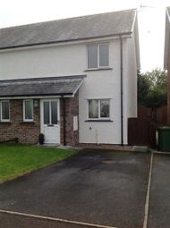 Thumbnail 2 bed property to rent in Dol Helyg, Penrhyncoch, Aberystwyth