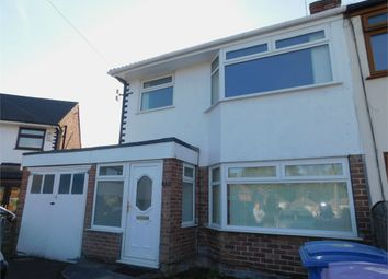 Thumbnail 3 bed semi-detached house to rent in Oakhurst Close, Liverpool, Merseyside